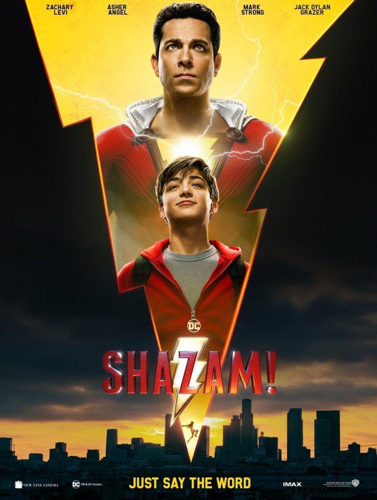 Shazam! - reż. David F. Sandberg