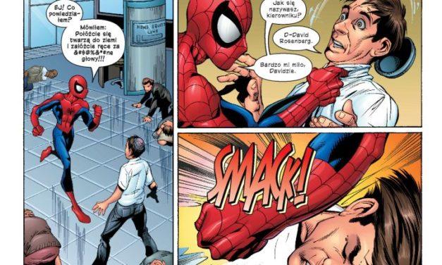 Ultimate Spider-Man – tom 3 – recenzja
