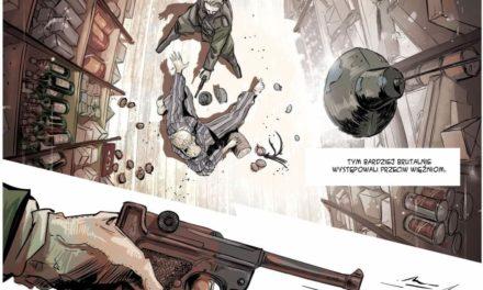 Chleb wolnościowy – komiks o więźniach Majdanka