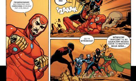 Avengers. Rodzinny interes – tom 2 – recenzja