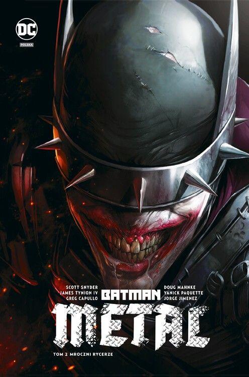 Batman Metal. Mroczni Rycerze, tom 2