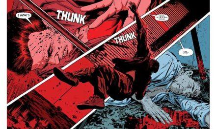 Bloodshot: Odrodzenie. Polowanie – tom 2 – recenzja
