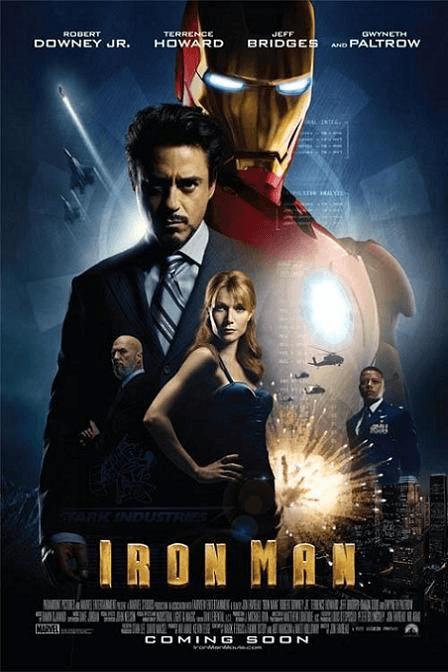 Iron Man - reż. Jon Favreau