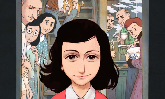 Dziennik Anne Frank – powieść graficzna – zapowiedź