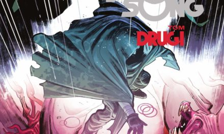 Oblivion Song – tom 2 – recenzja
