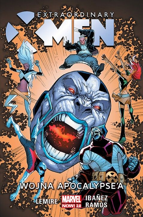 Marvel Now 2.0, Extraordinary X-Men Vol. 2: Wojna Apocalypse'a, tom 2