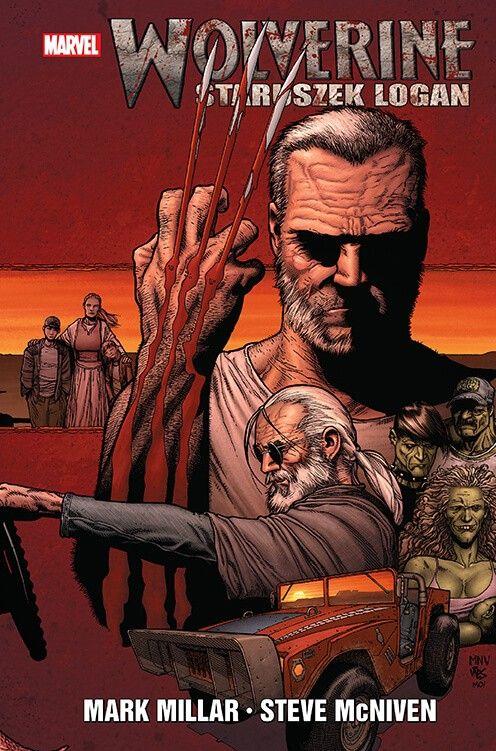 Marvel Classic. Wolverine – Staruszek Logan