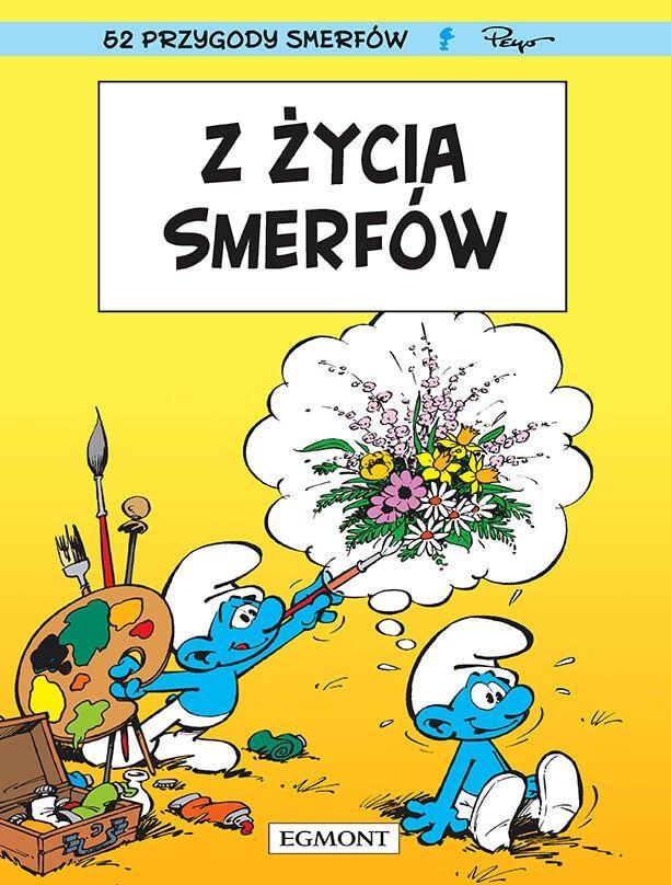 Smerfy Komiks. Z życia Smerfów, tom 8