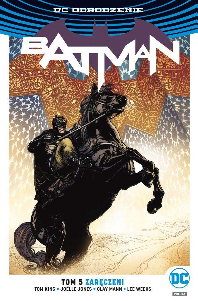 DC Odrodzenie. Batman – Zaręczeni, tom 5
