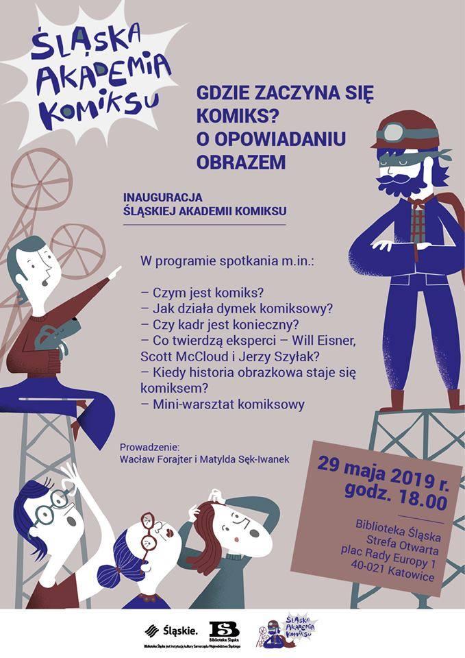 Śląską Akademia Komiksu