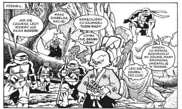 Usagi Yojimbo Saga – księga 1 – recenzja