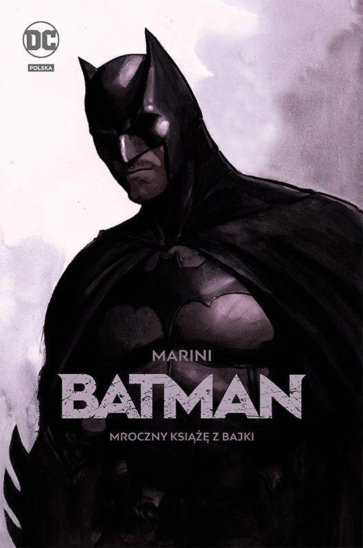Batman - rys. Enrico Marini