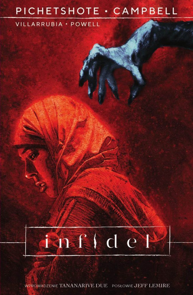 Infidel - rys. Aaron Campbell