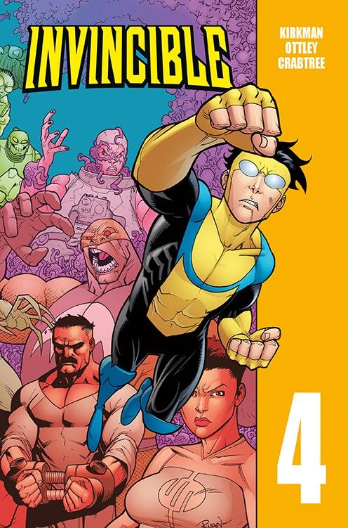 Invincible - rys. Ryan Ottley
