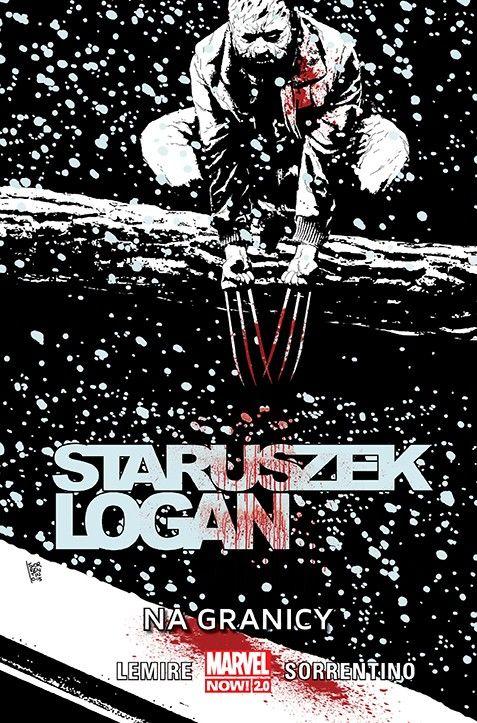 Staruszek Logan
