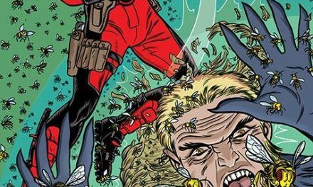 Deadpool kontra Sabretooth – recenzja