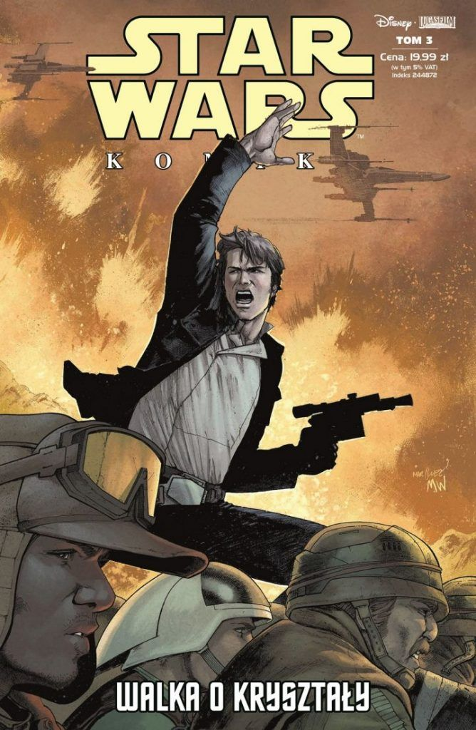 Star Wars Komiks 3/2019