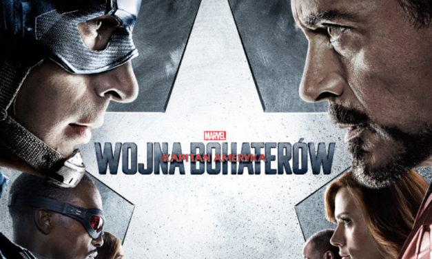 Kapitan Ameryka: Wojna bohaterów – recenzja