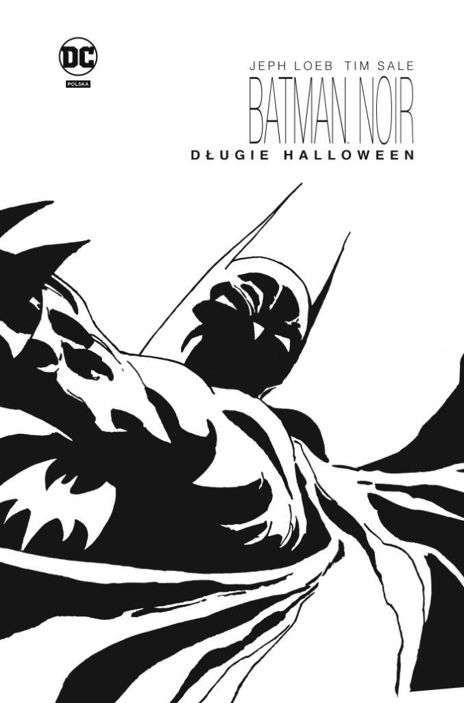 Batman noir - Długie Halloween