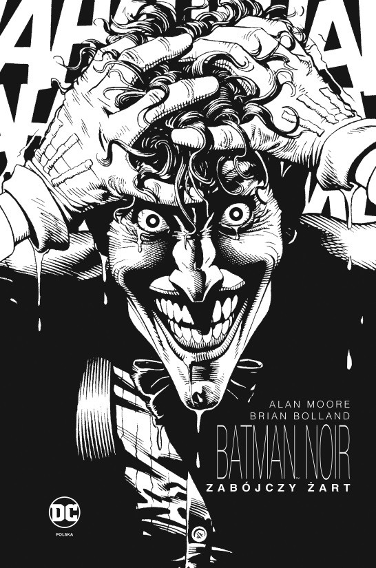 Batman noir - Zabójczy Żart