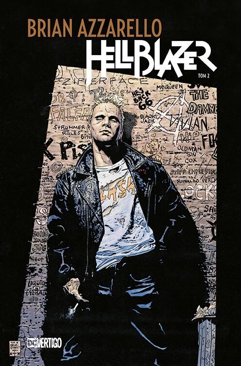 Hellblazer, tom 2 - okładka