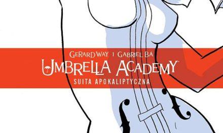 Umbrella Academy. Tom 1. Suita apokaliptyczna – recenzja