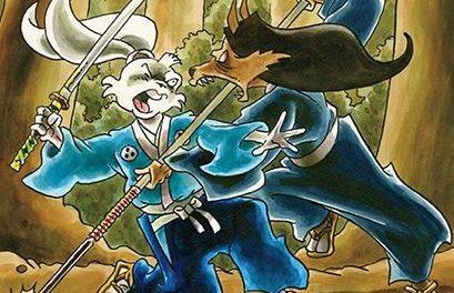 Usagi Yojimbo Saga – księga 2 – recenzja