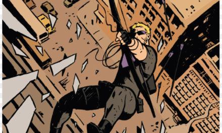 Muzyczna strona Hawkeye'a