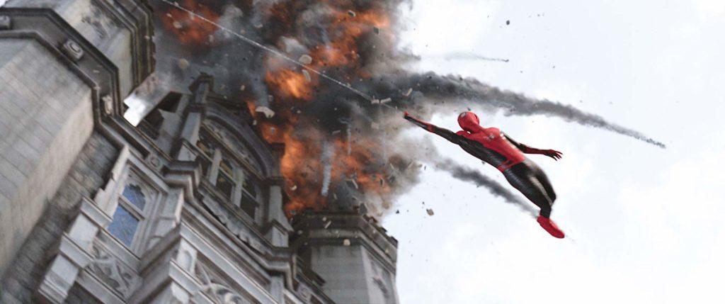 Spider-Man: Daleko od domu - kadr z filmu