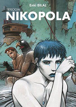 Mistrzowie Komiksu. Trylogia Nikopola - okłądka