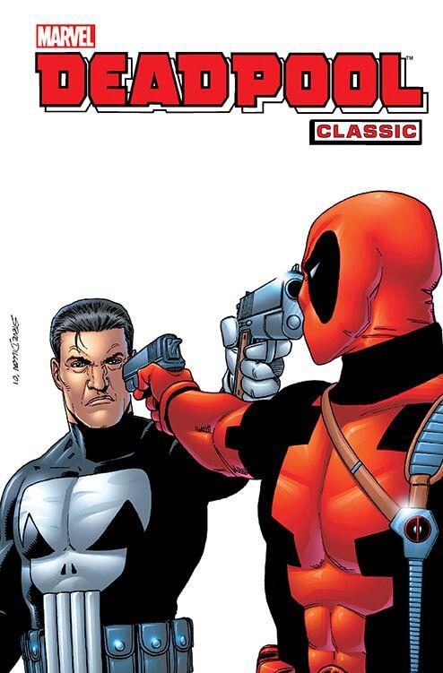 Marvel Classic. Deadpool Classic, tom 7 - okładka