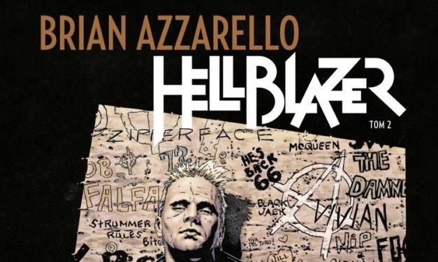 Hellblazer. Brian Azzarello – Tom 2 – recenzja