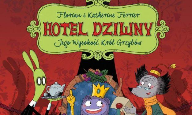 Hotel Dziwny – Tom 3 – recenzja