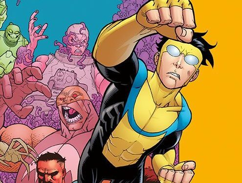 Invincible – tom 4 – recenzja