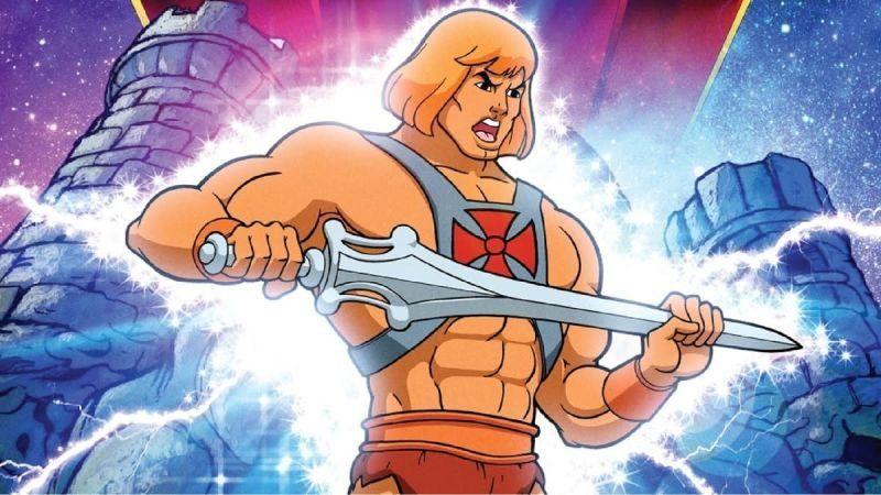 He-Man - bohater serialu