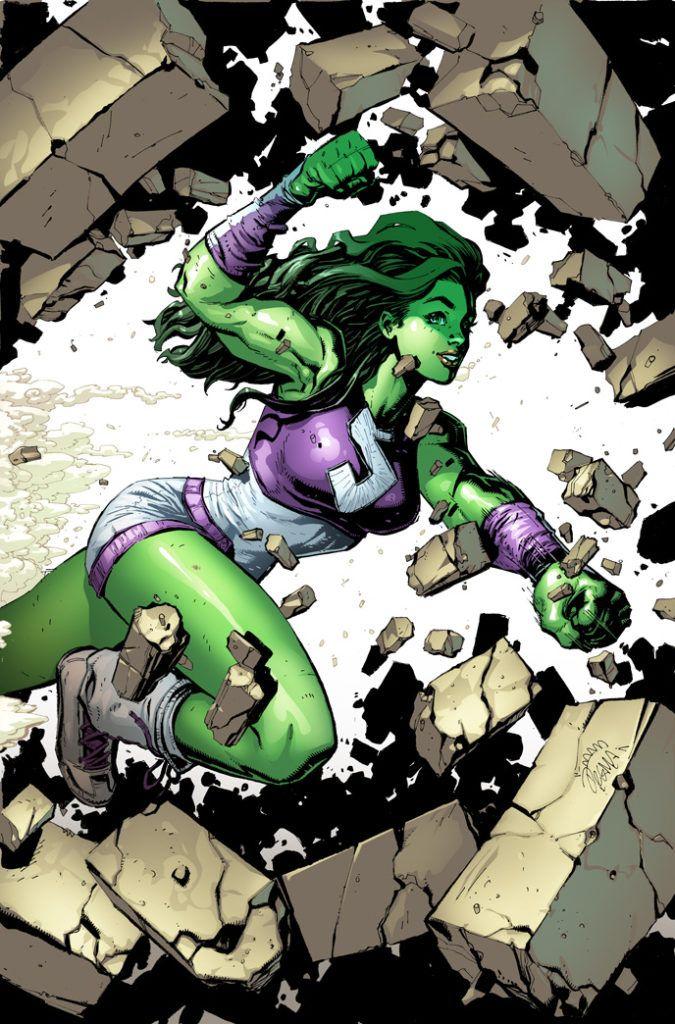 Nowe seriale: She-Hulk czyli Jennifer Walters
