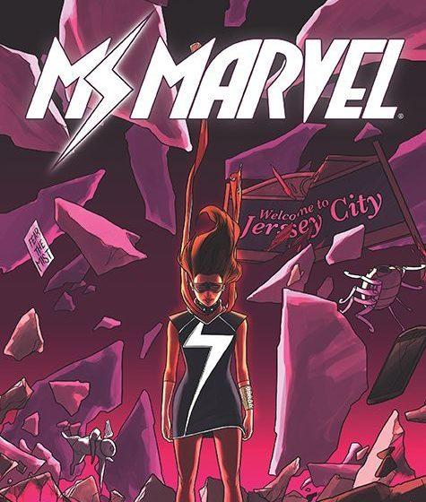 Nowe seriale: Ms Marvel czyli Kamala Khan
