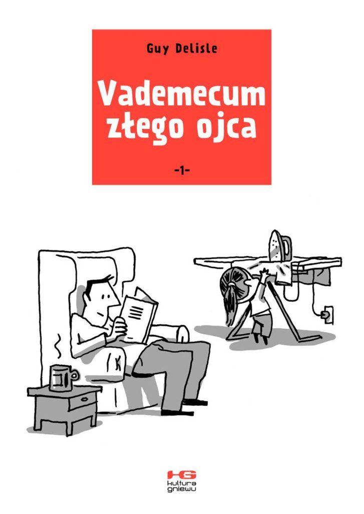 vademecum złego ojca - okładka