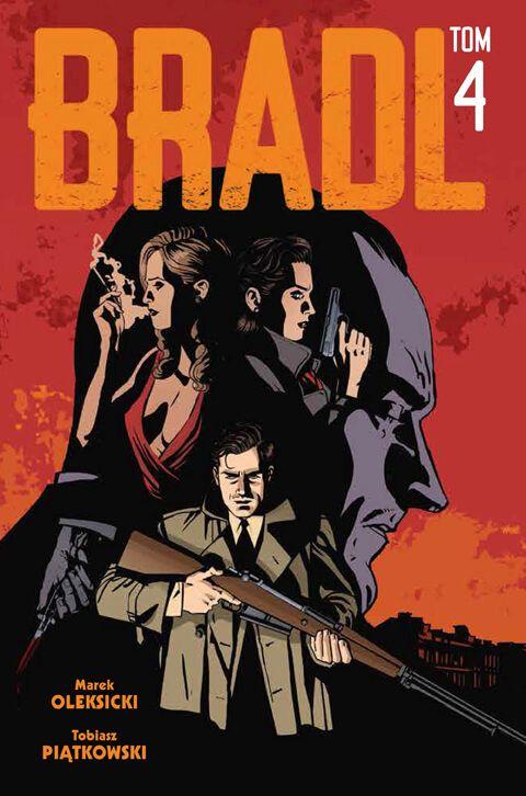 Bradl, tom 4 - okładka