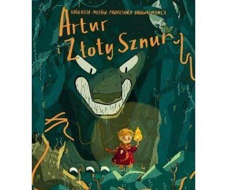 Artur i złoty sznur – recenzja