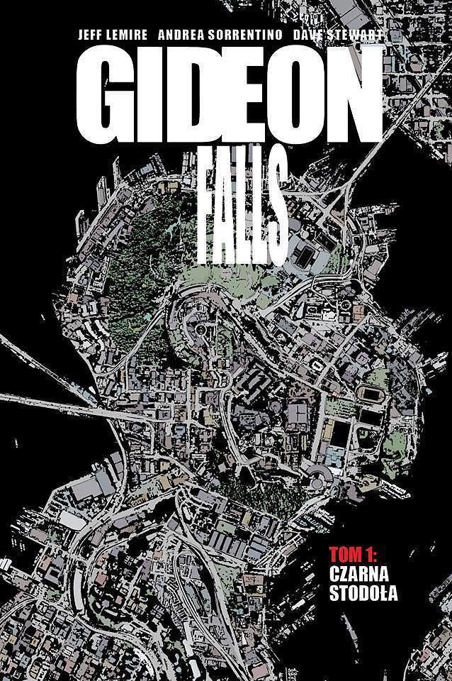 """Gideon Falls 1"" - okładka"