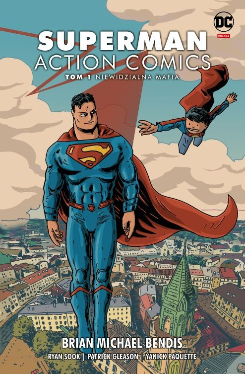 Superman Action Comics - Kijuc