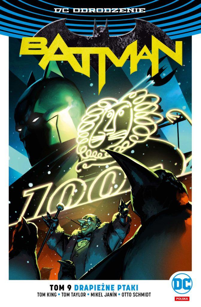 Batman - Przybyś
