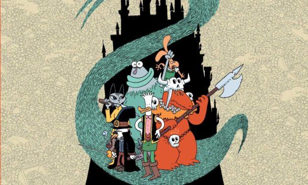 Zapowiedzi Timof Comics na wrzesień 2019