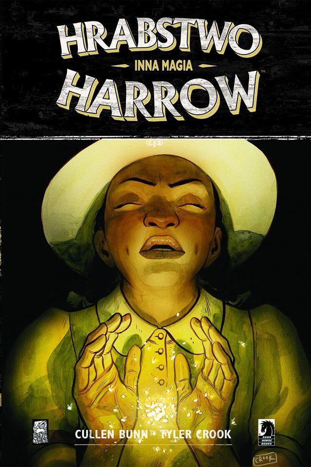"""Hrabstwo Harrow 6"" - okładka"