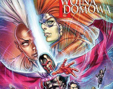 X-Men: II wojna domowa – recenzja