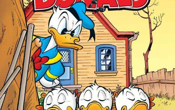 1000 numer Kaczora Donalda!