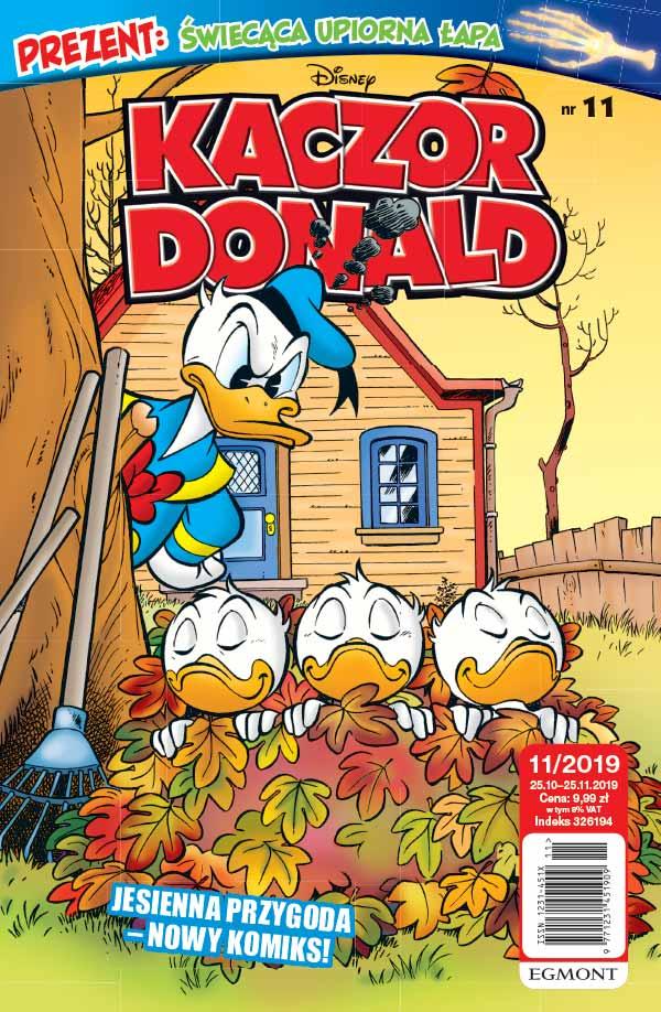 Kaczor Donald - 1000 numer