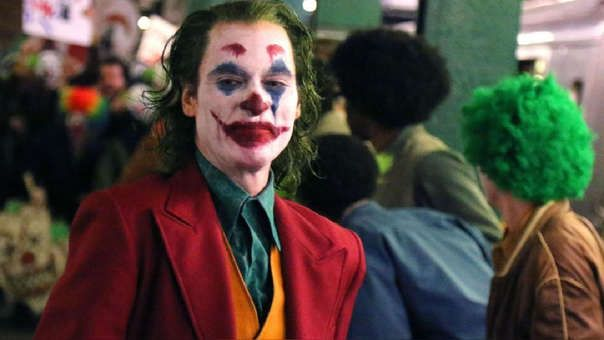 "Fotos z filmu ""Joker"""