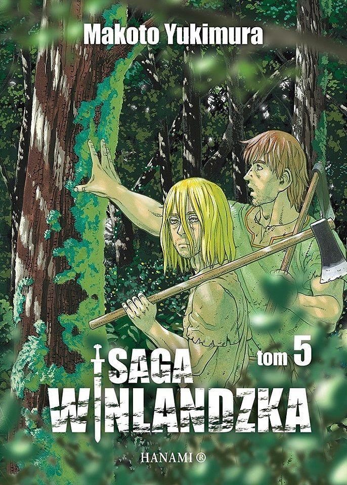 Saga Winlandzka. Tom 5 - okładka